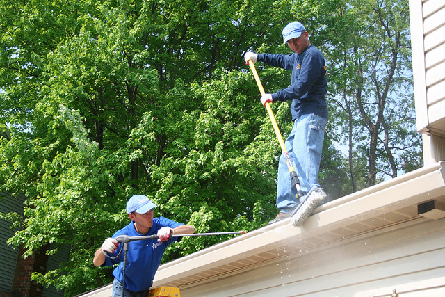 Home - Northern Virginia Gutters Cleaning