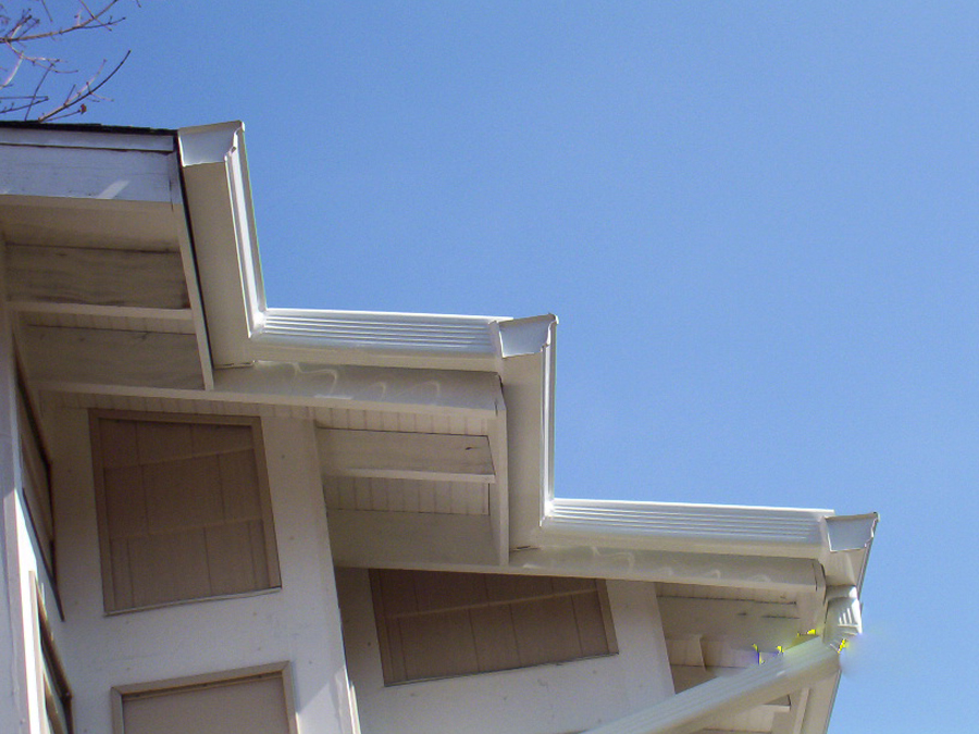 Residential 5 Quot Amp 6 Quot Gutters Northern Virginia Gutters