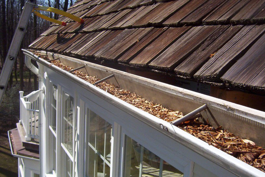May 29th 2013 Clogged Gutters Schedule Your Gutter
