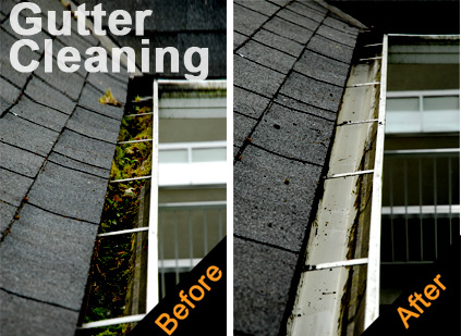 April 15 2013 Spring Gutter Cleaning Why Gutterman S