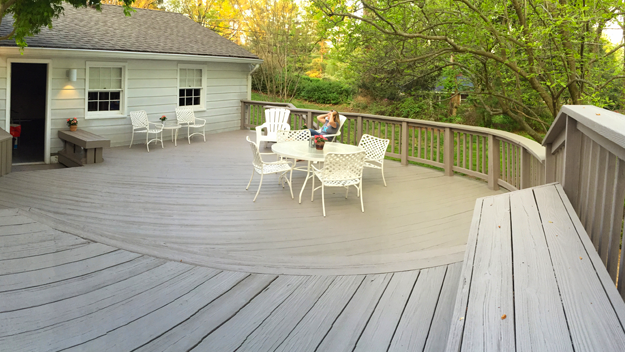 Deck-gutterman-services