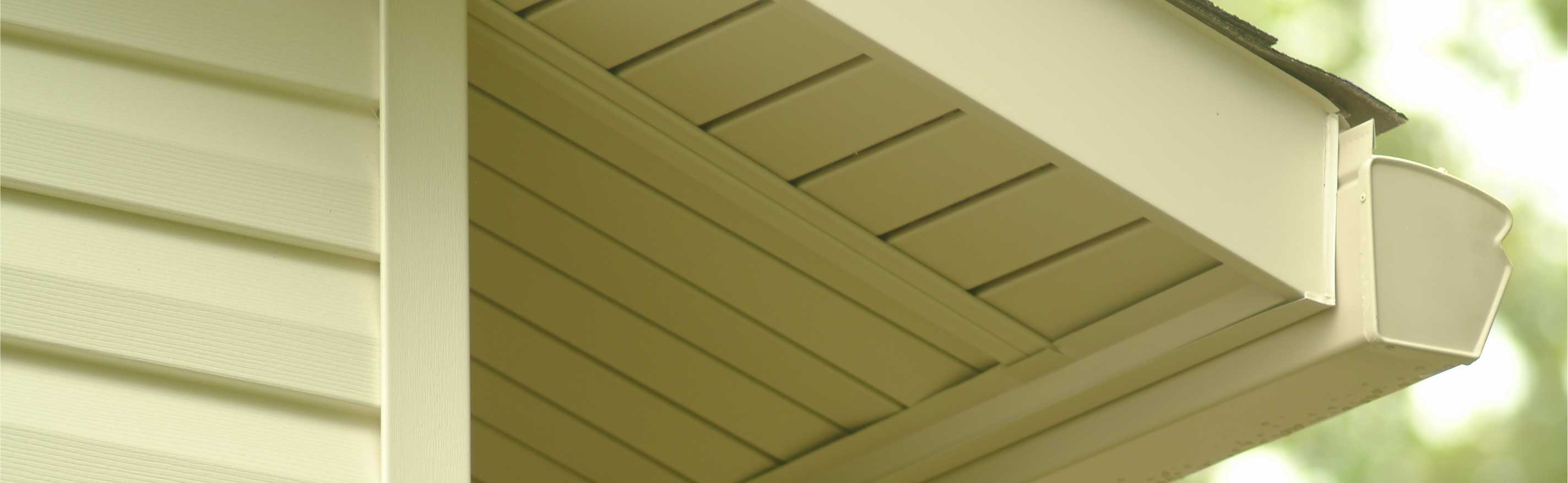 Aluminum Gutters From Gutterman Services