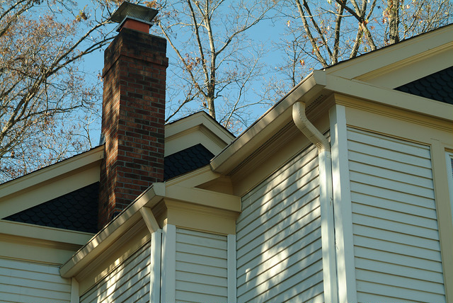 Residential Kguard Covered Gutters Northern Virginia