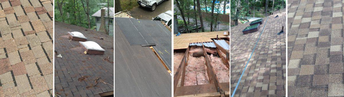 Asphalt Roofing Northern Virginia Gutters Cleaning