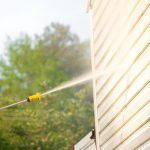 When is the best time to have your house power washed in Northern Virginia?