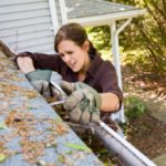 How much does it cost to get gutters cleaned?